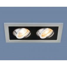 1031/2 MR16 SL/BK серебро/черный