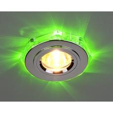 2020 MR16 CH/GR хром/зеленый
