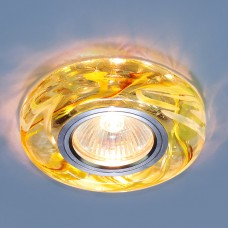 2191 MR16 CL/YL/GR прозрачный/желтый/зеленый