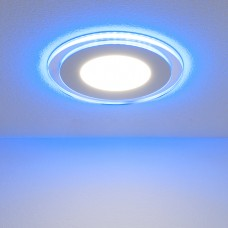 DLKR160 12W 4200K подсветка Blue