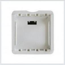 Адаптер для установки на DIN-рейку Белый ABB Zenit шампань - N2692 BL