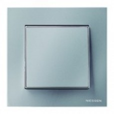 Niessen SKY серебристый алюминий