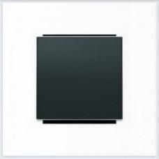 ABB Niessen Клавиша для 1-клав. мех. серия SKY цвет чёрный бархат - 8501 NS