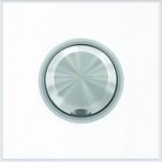ABB Niessen Накладка для кабельного вывода серия SKY Moon кольцо хром - 8607 CR