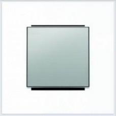 ABB Niessen Клавиша для 1-клав. мех. серия SKY цвет нержавеющая сталь - 8501 AI