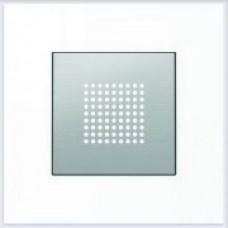 ABB Niessen Накладка для механизма звонка серия SKY цвет нержавеющая сталь - 8529 AI
