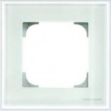 Рамки SKY стекло белое