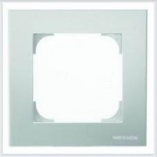 Рамки SKY серебристый алюминий
