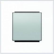 ABB Niessen Клавиша для 1-клав. мех. серия SKY цвет серебристый алюминий - 8501 PL