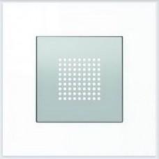 ABB Niessen Накладка для механизма звонка серия SKY цвет серебристый алюминий - 8529 PL