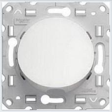 Кабельный вывод Белый Schneider-Electric Коллекция Odace - S52R662