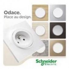 Розетки и выключатели Schneider Electric Odace