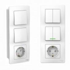 Розетки и выключатели Schneider Electric Blanca блоки для санузлов