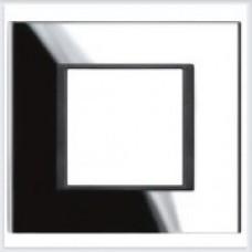 Unica Сlass рамки Черное стекло