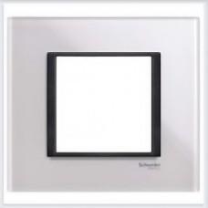 Unica Сlass рамки Белое стекло