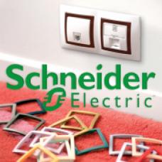 Розетки и выключатели Schneider-Electric UNICA