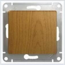 Кнопка нажимная Дерево Дуб GSL000515
