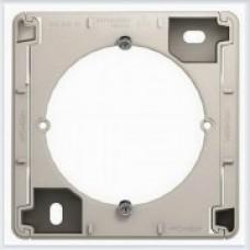 Коробка для наружного монтажа Glossa Молочный GSL000900