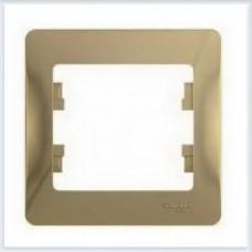 Рамка 1-я Glossa Титан GSL000401
