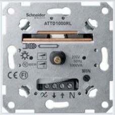 Merten Светорегулятор поворотный 60-1000ВА для л/н и обм тр-ров