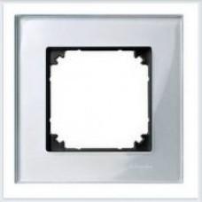 Merten M-Elegance Платина серебро Рамка 1-ая