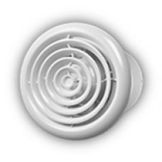 RF 4S ET, Вентилятор осевой вытяжной c антимоскитной сеткой и электронным таймером D 100