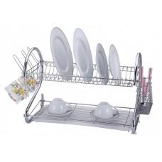 "Сушилка для посуды ""DUENA"" двух ярусная арт. 3836"